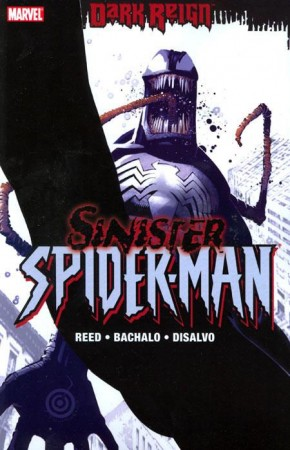 DARK REIGN SINISTER SPIDER-MAN GRAPHIC NOVEL