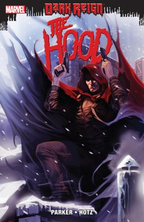 DARK REIGN THE HOOD GRAPHIC NOVEL