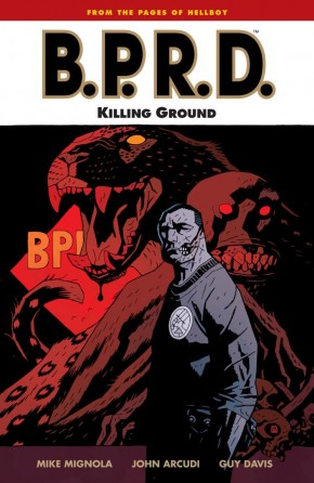 BPRD VOLUME 8 KILLING GROUND GRAPHIC NOVEL