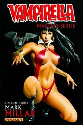 VAMPIRELLA MASTERS SERIES VOLUME 3 MARK MILLER GRAPHIC NOVEL