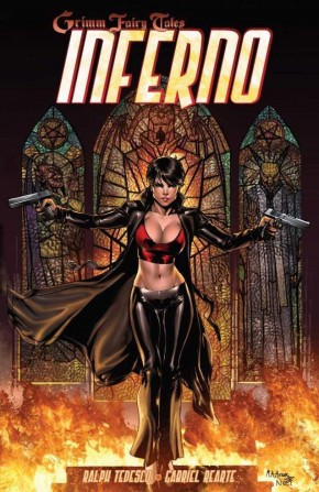 GRIMM FAIRY TALES INFERNO GRAPHIC NOVEL