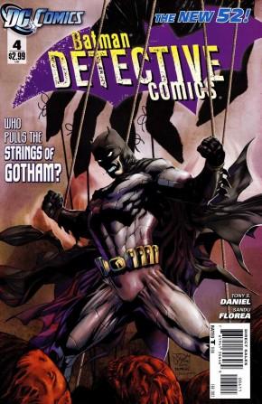 DETECTIVE COMICS #4 (2011 SERIES) 1ST PRINT