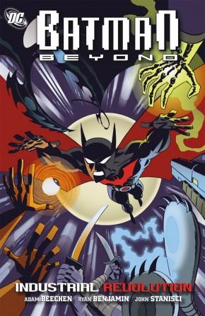 Batman Beyond Industrial Revolution Graphic Novel