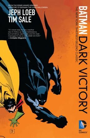 ABSOLUTE BATMAN DARK VICTORY HARDCOVER