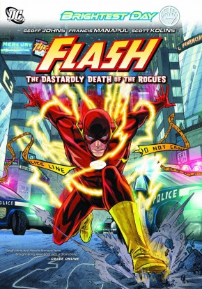 FLASH VOLUME 1 DASTARDLY DEATH OF THE ROGUES GRAPHIC NOVEL