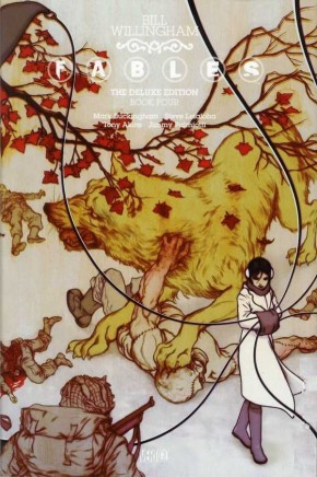 FABLES VOLUME 4 DELUXE EDITION HARDCOVER