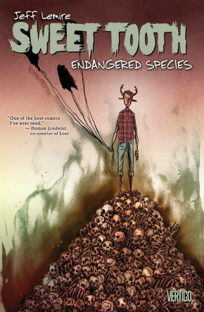 SWEET TOOTH VOLUME 4 ENDANGERED SPECIES GRAPHIC NOVEL