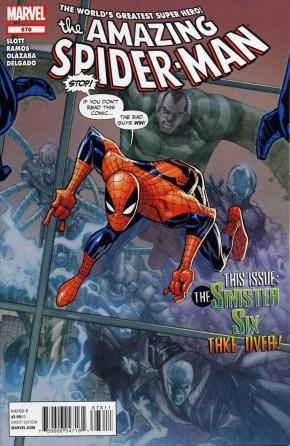 AMAZING SPIDER-MAN #676 (1999 SERIES)