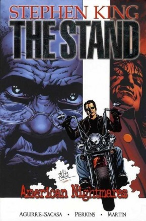 THE STAND VOLUME 2 AMERICAN NIGHTMARES GRAPHIC NOVEL