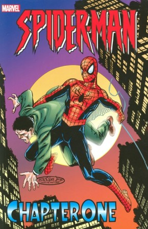 SPIDER-MAN CHAPTER ONE GRAPHIC NOVEL