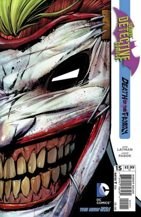DETECTIVE COMICS #15 (2011 SERIES)