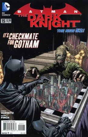 BATMAN THE DARK KNIGHT #15 (2011 SERIES)