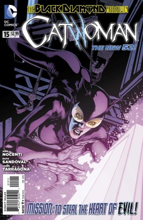 CATWOMAN #15 (2011 SERIES)