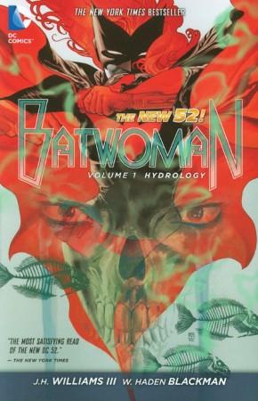 BATWOMAN VOLUME 1 HYDROLOGY GRAPHIC NOVEL