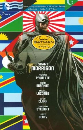 BATMAN INCORPORATED GRAPHIC NOVEL