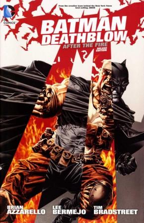 BATMAN DEATHBLOW DELUXE EDITION HARDCOVER