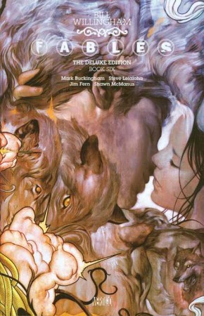 FABLES VOLUME 6 DELUXE EDITION HARDCOVER