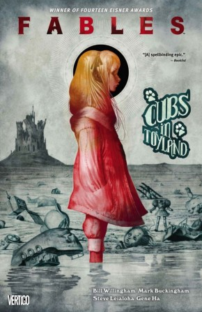 FABLES VOLUME 18 CUBS IN TOYLAND GRAPHIC NOVEL