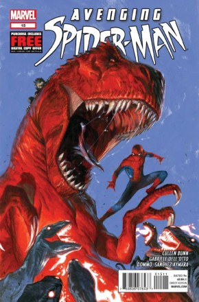 AVENGING SPIDER-MAN #15 (2011 SERIES)