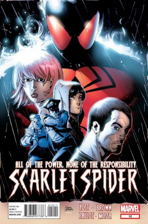 SCARLET SPIDER #12 (2012 SERIES)