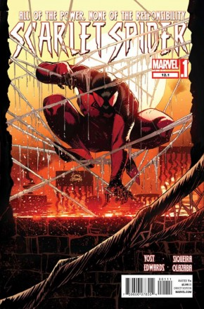 SCARLET SPIDER #12.1 (2012 SERIES)
