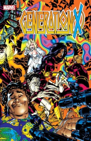 GENERATION X CLASSIC VOLUME 2 GRAPHIC NOVEL