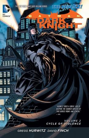 BATMAN THE DARK KNIGHT VOLUME 2 CYCLE OF VIOLENCE GRAPHIC NOVEL