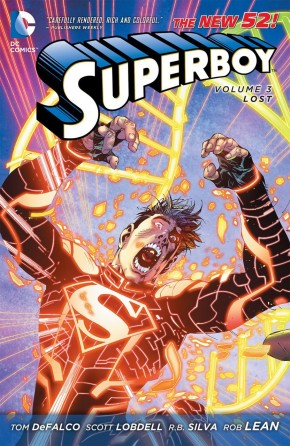 SUPERBOY VOLUME 3 LOST GRAPHIC NOVEL