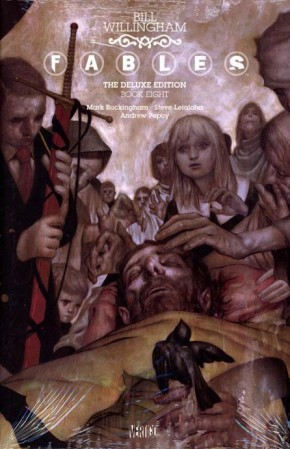 FABLES VOLUME 8 DELUXE EDITION HARDCOVER