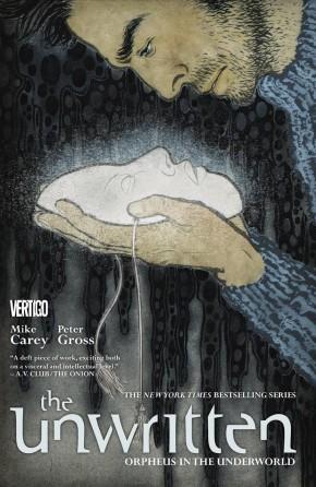 UNWRITTEN VOLUME 8 ORPHEUS IN THE UNDERWORLDS GRAPHIC NOVEL