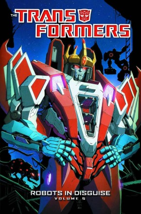 TRANSFORMERS ROBOTS IN DISGUISE VOLUME 5 GRAPHIC NOVEL