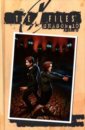 X-FILES SEASON 10 VOLUME 1 HARDCOVER