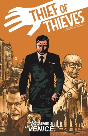 THIEF OF THIEVES VOLUME 3 VENICE GRAPHIC NOVEL