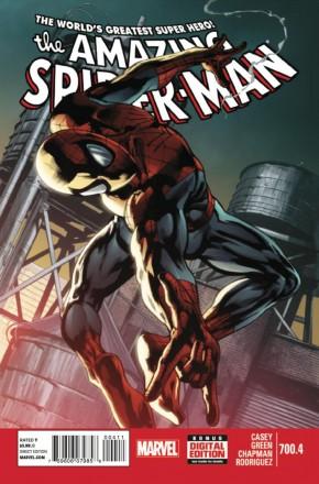 AMAZING SPIDER-MAN #700.4 (1999 SERIES)