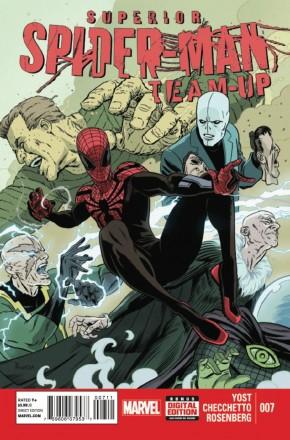SUPERIOR SPIDER-MAN TEAM UP #7