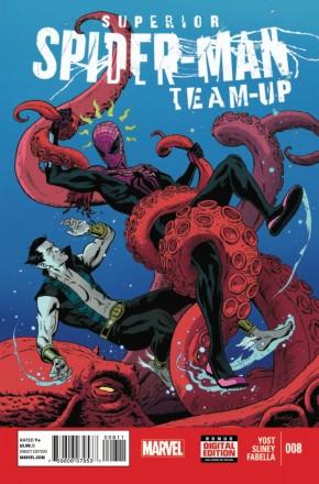 SUPERIOR SPIDER-MAN TEAM UP #8