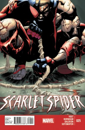 SCARLET SPIDER #25 (2012 SERIES)
