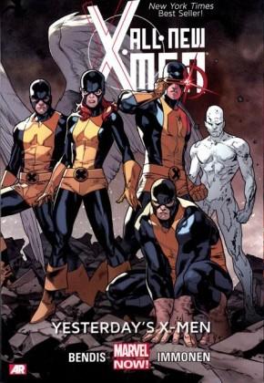 ALL NEW X-MEN VOLUME 1 YESTERDAYS X-MEN GRAPHIC NOVEL