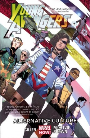 YOUNG AVENGERS VOLUME 2 ALTERNATIVE CULTURE GRAPHIC NOVEL