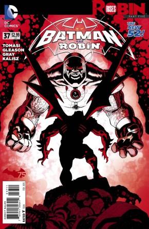 BATMAN AND ROBIN #37 (2011 SERIES)