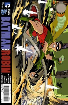 BATMAN AND ROBIN #37 (2011 SERIES) DARWYN COOKE VARIANT