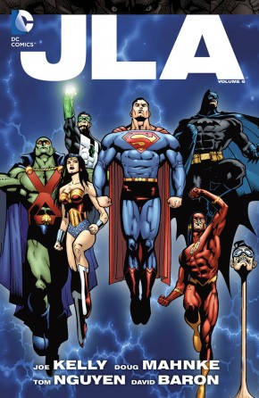 JLA VOLUME 6 GRAPHIC NOVEL