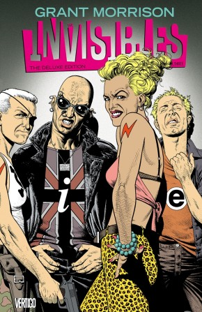 INVISIBLES BOOK 3 DELUXE EDITION HARDCOVER