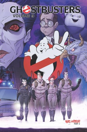 GHOSTBUSTERS VOLUME 9 MASS HYSTERIA PART 2 GRAPHIC NOVEL