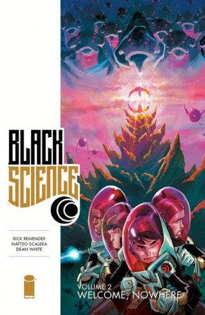 BLACK SCIENCE VOLUME 2 WELCOME NOWHERE GRAPHIC NOVEL