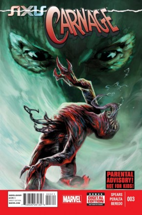 AXIS CARNAGE #3