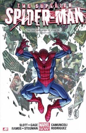 SUPERIOR SPIDER-MAN VOLUME 3 HARDCOVER
