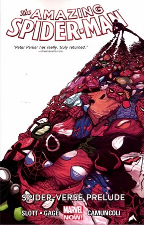 AMAZING SPIDER-MAN VOLUME 2 SPIDER-VERSE PRELUDE GRAPHIC NOVEL