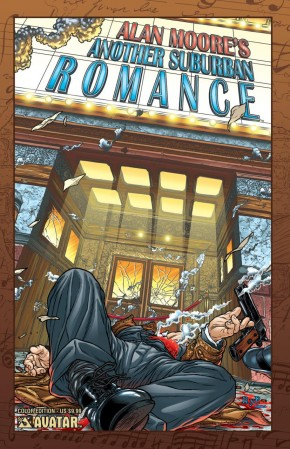ANOTHER SUBURBAN ROMANCE COLOR EDITION GRAPHIC NOVEL