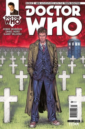 DOCTOR WHO 10TH DOCTOR #9 (2014 SERIES)